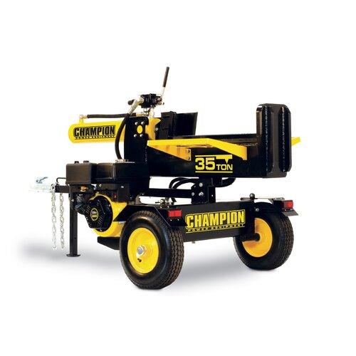 Champion Power Equipment 35 Ton Gas Log Splitter