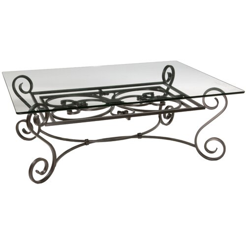 Stone County Ironworks Stratford Coffee Table