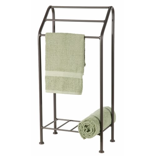 Stone County Ironworks Wall Mounted Monticello Towel Stand