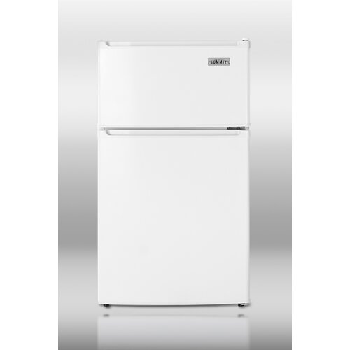 2.9 Cu. Ft. Compact Refrigerator with freezer