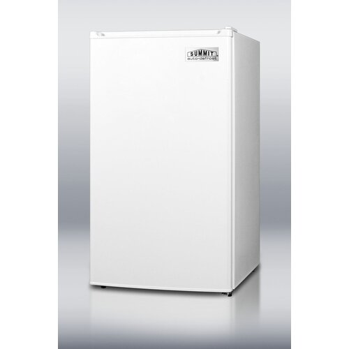 3.6 Cu. Ft. Compact Refrigerator with freezer