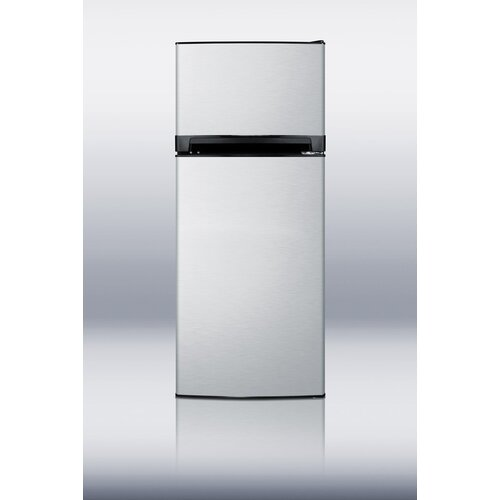 Summit Appliance 10 Cu. Ft. Compact Refrigerator with freezer