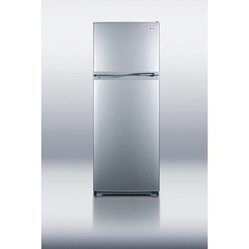Summit Appliance 8.86 Cu. Ft. Top Freezer Refrigerator