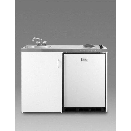 5.1 Cu. Ft. Compact Kitchen