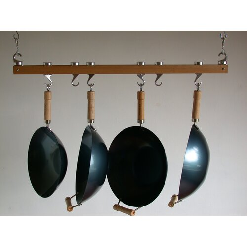 Track Rack Ceiling Pot Rack
