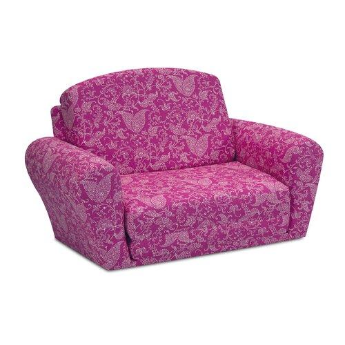 Paisley Kids Sleeper Sofa