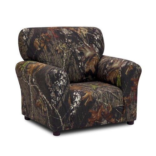 Mossy Oak Camouflage Kids Club Chair