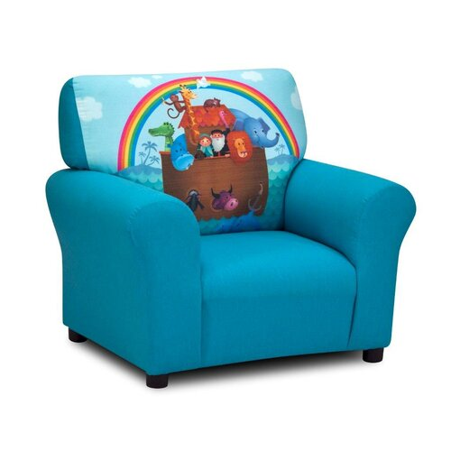 Kidz World Truth-B-Told Kids Noah's Ark Club Chair