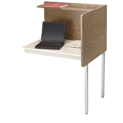 Smith Carrel Laminate Maximum Privacy Testing Carrel Adder