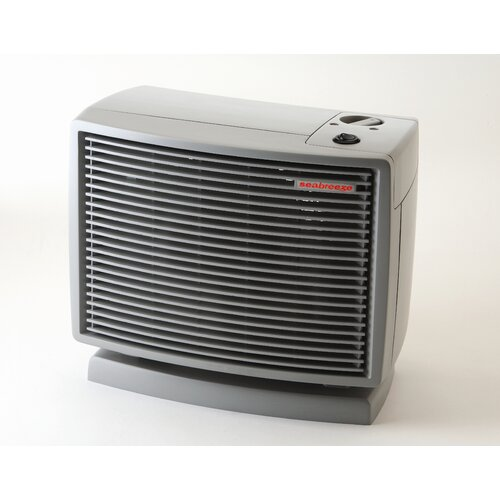 1,500 Watt Compact Smart Contemporary ThermaFlo Space Heater