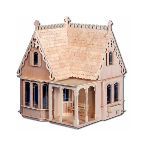 Greenleaf Dollhouses Coventry Cottage Dollhouse & Reviews