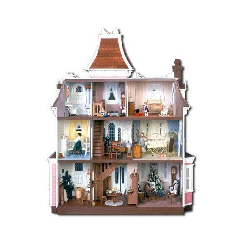 Greenleaf Dollhouses Beacon Hill Dollhouse & Reviews