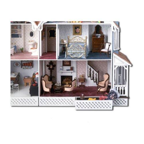 Greenleaf Dollhouses McKinley Dollhouse & Reviews