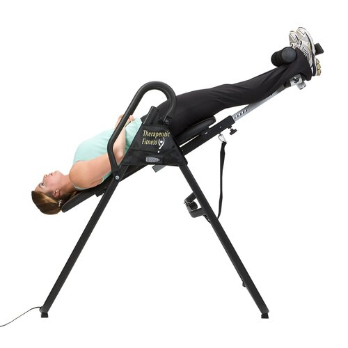 Ironman Fitness IFT2000 Infrared Therapy Inversion Table
