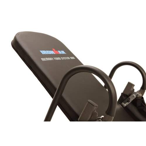 Ironman Fitness Memory Foam System 1000 Inversion Table