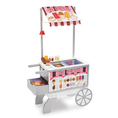 Melissa And Doug Snacks And Sweets Food Cart Reviews Wayfair