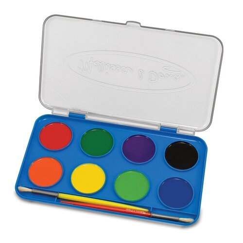 Melissa and Doug Watercolor Set