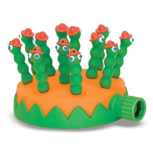 Melissa and Doug Grub Scouts Sled Sprinkler