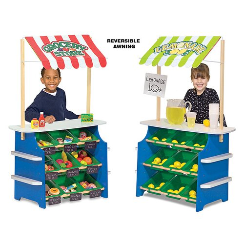 Melissa and Doug Grocery Store