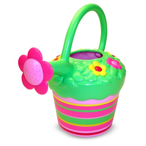 Melissa and Doug Blossom Bright Watering Can
