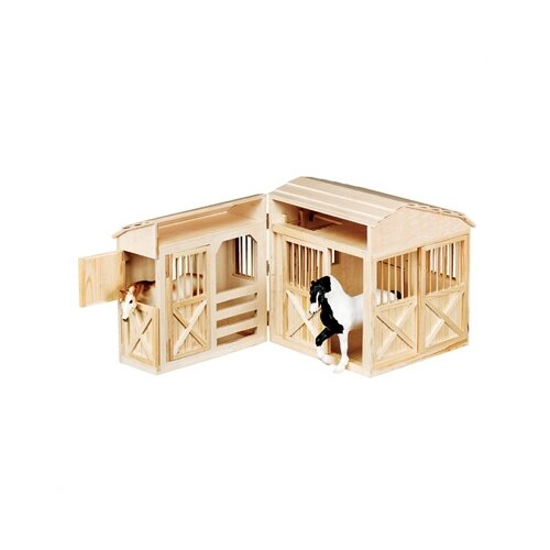 Melissa and Doug Folding Horse Stable Play Set
