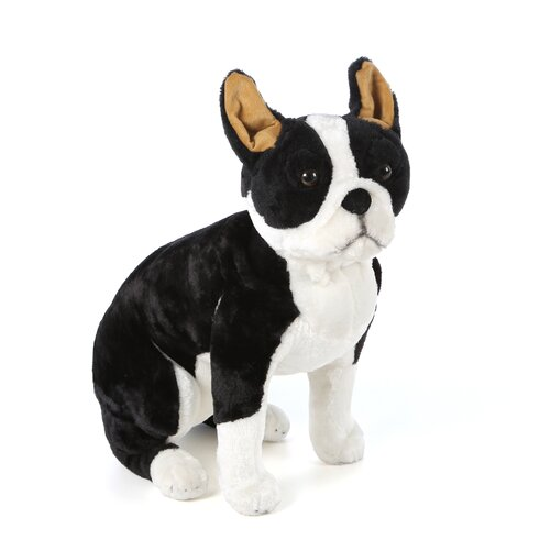 Melissa And Doug Boston Terrier Plush Stuffed Animal On Popscreen