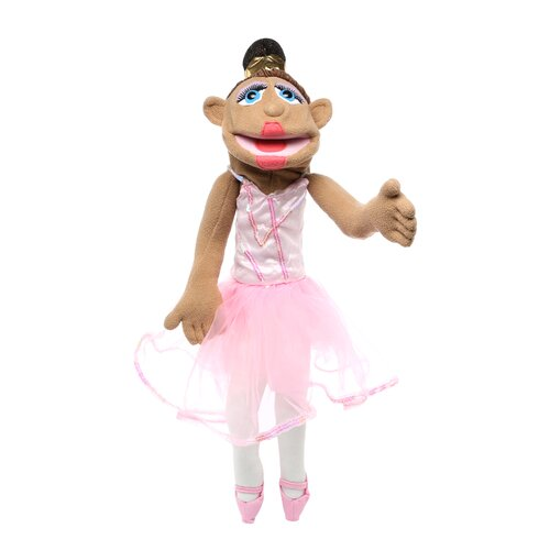 Melissa and Doug Ballerina Puppet