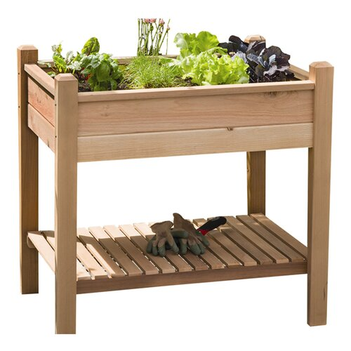 Buyers choice phat tommy elevated planter box reviews for Wayfair garden box
