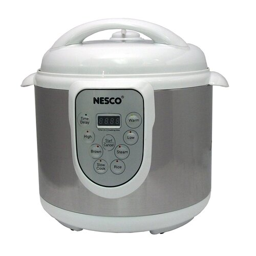 Professional 4-in-1 Pressure Cooker