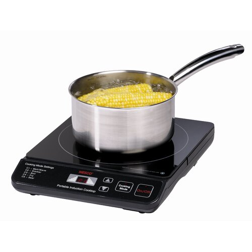 "Nesco 12"" Induction Cooktop"
