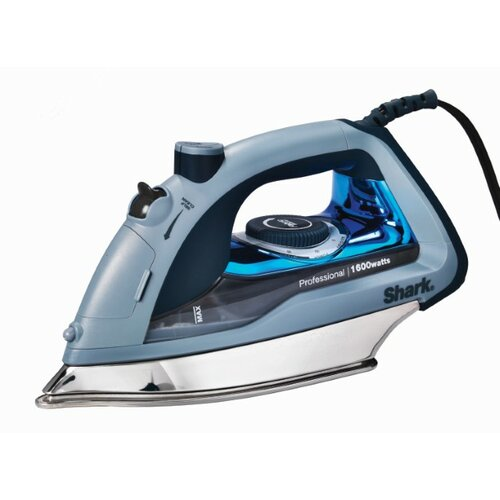 Power Press Steam Iron