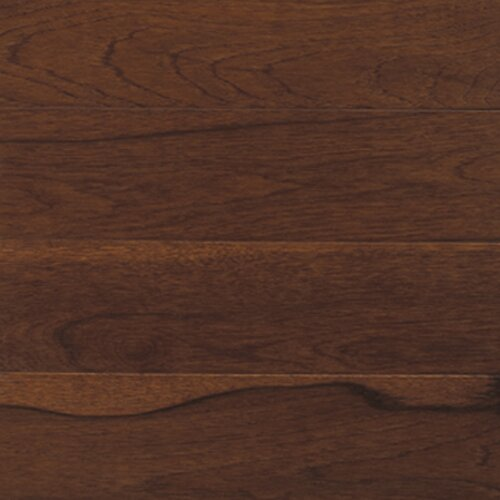 "Somerset Floors Specialty 3-1/4"" Engineered Hickory Flooring in Hickory Nutmeg"
