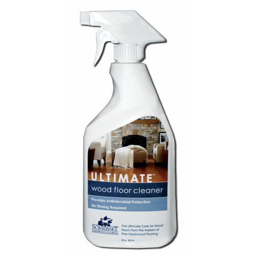 Somerset Floors Ultimate Hardwood Floor Cleaner - 28 oz