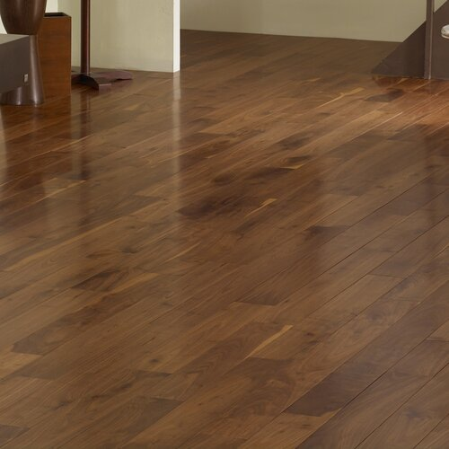 Character 5 engineered walnut flooring in natural wayfair for Somerset flooring