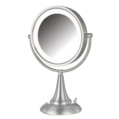 Lighted Vanity Mirror