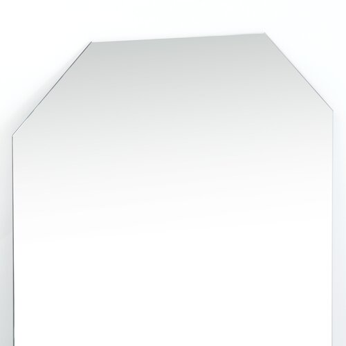 Decor Wonderland Frameless Olivia Wall Mirror