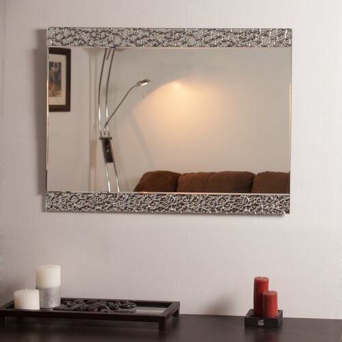 Decor Wonderland Vanity Bathroom Mirror amp; Reviews  Wayfair