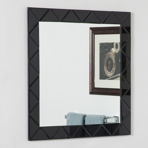 Luciano Frameless Wall Mirror