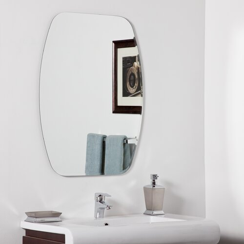 Decor Wonderland Sydney Modern Bathroom Mirror