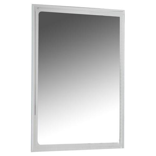 Frameless Tri Bevel Wall Mirror