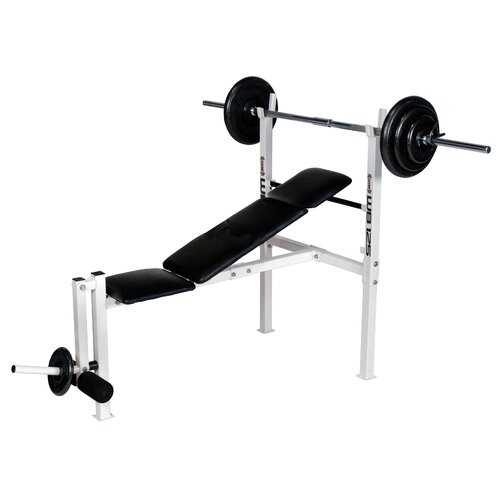 Body Flex Standard Weight Bench