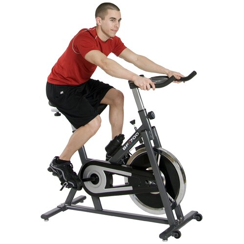 Body Flex Deluxe Indoor Cycling Bike
