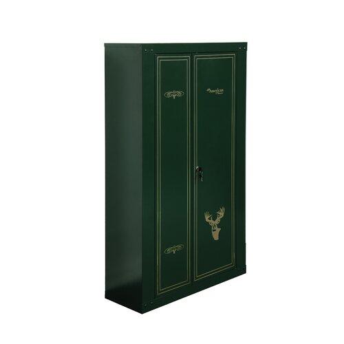american furniture classics key lock gun safe 7 5 cuft