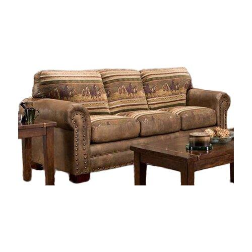 American Furniture Classics Lodge Sofa