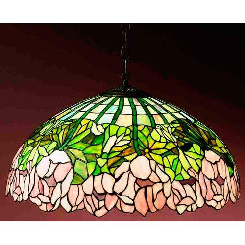 Tiffany Nouveau 3 Light Pendant