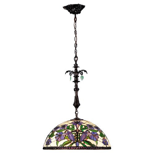 Victorian 3 Light Pendant