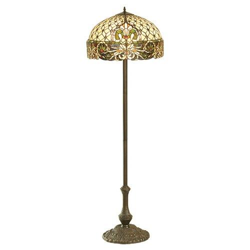 Tiffany Rococo Floor Lamp | Wayfair