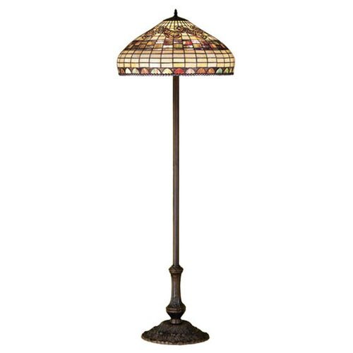 Meyda Tiffany Tiffany Edwardian Floor Lamp