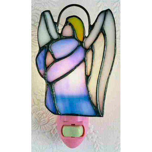 Praying Angels Night Light