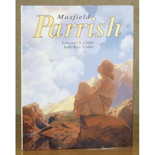 Meyda Tiffany Tiffany Maxfield Parrish Book Framed Graphic Art